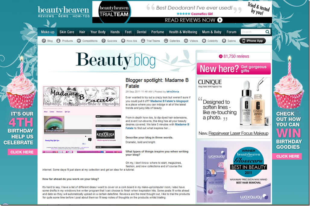 beautyheaven feature