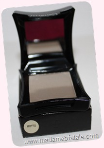 illamasqua motto eye brow cake