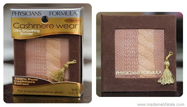 Physicians Formula Cashmere Wear Ultra Smoothing Bronzer