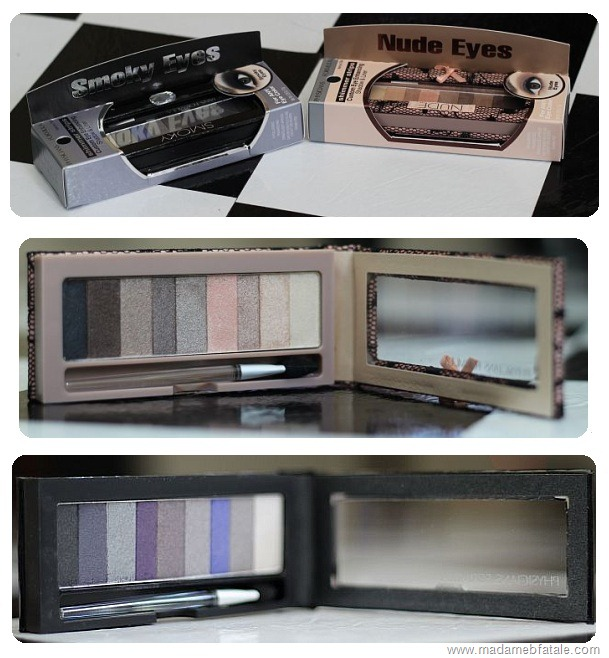 Physicians Formula Shimmer Strips Custom eye enhancing shadow and liner smoky nude
