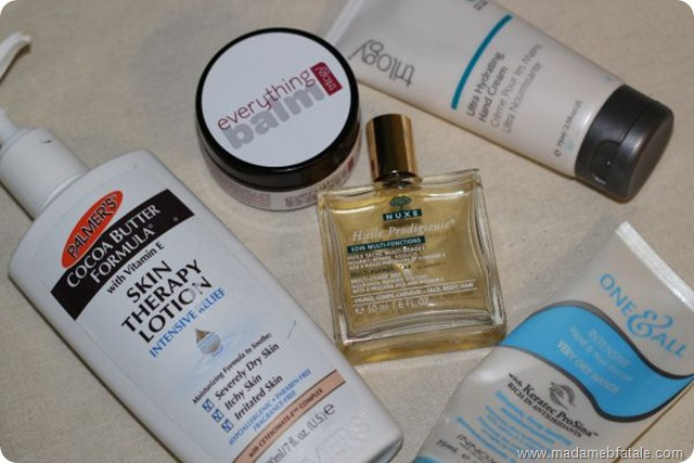 skin therapy lotion everything balm trilogy hand cream nuxe one and all
